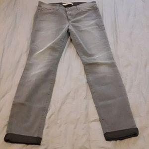 Never worn grey Joe's Jeans